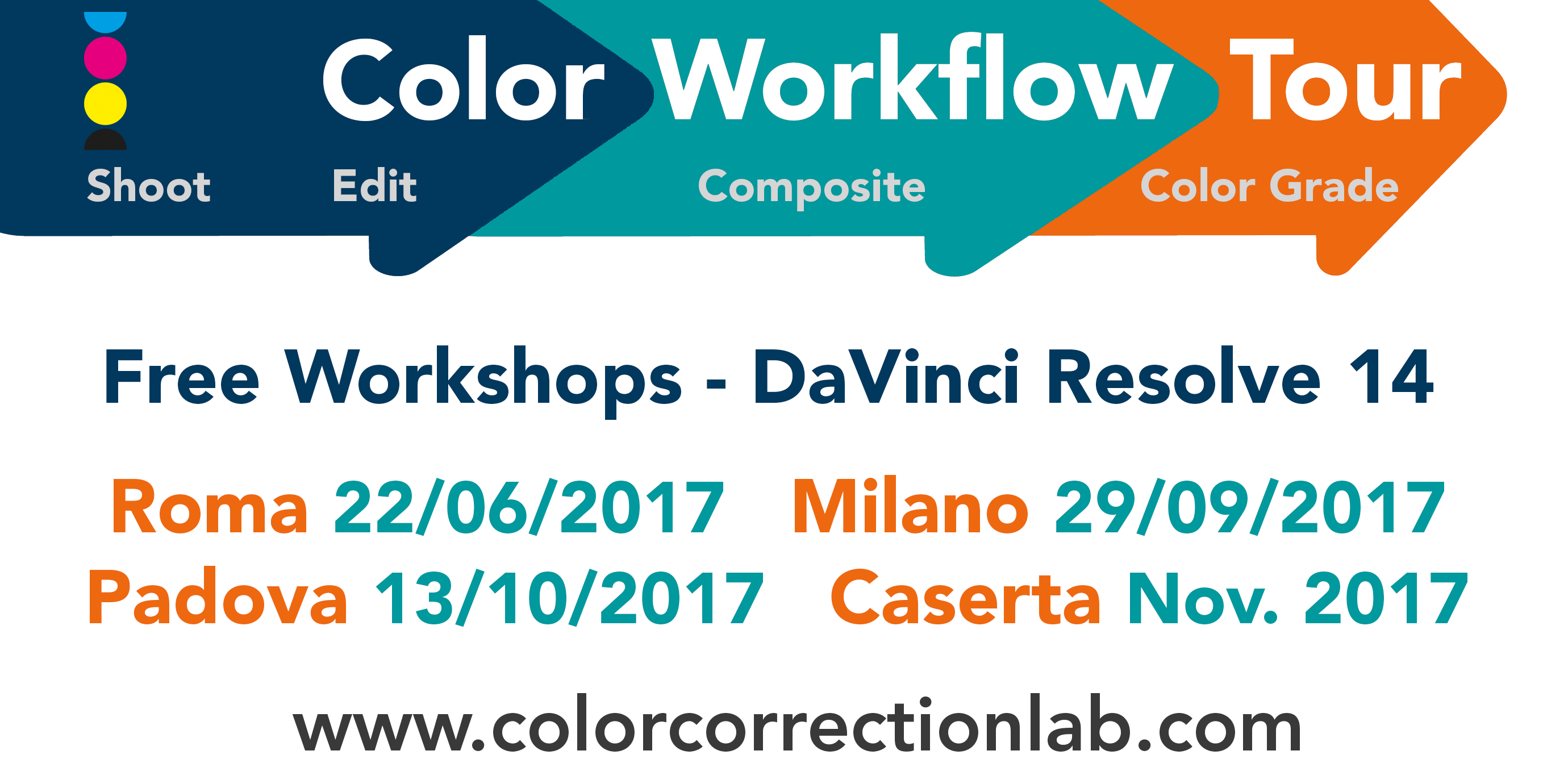 Color Workflow Tour